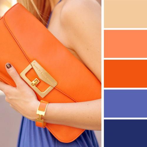 rofashionemi mov și portocaliu