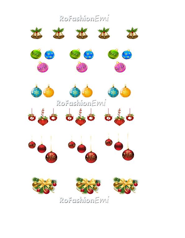ornamente de brad - RoFashionEmi